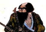 Ainu portrait _serie Ishu Retsuzo