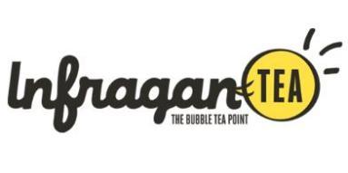 InfraganTea. The buble tea point in Valencia