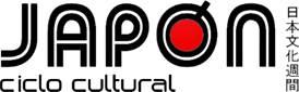 Logo ciclo cultura de japon en valencia