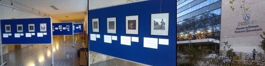 ainu 2009-2013, Exposición en la Universitat de Valencia. En la planta baja de la Facultat de Filologia, Traducció y Comunicació. El evento lugar del 9 al 13 de diciembre de 2013.
