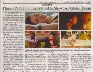 The Cambodia Daily