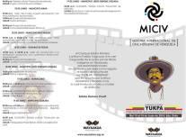 Programación Muestra Internacional de Cine Indígena de Venezuela