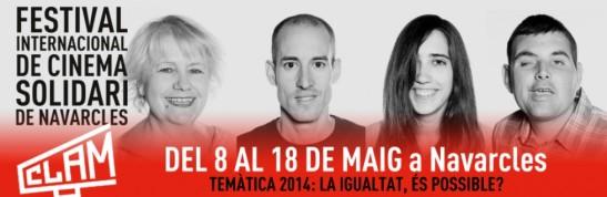 Clam Festival 11 Edición de Cine Solidario