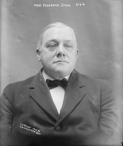 Frederick Starr en 1909.