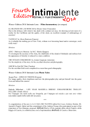 Premiados Intimalente 2014