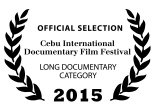 CIDFF 2015 OFFICIAL SELECTION - LONG DOCUMENTARY CATEGORY