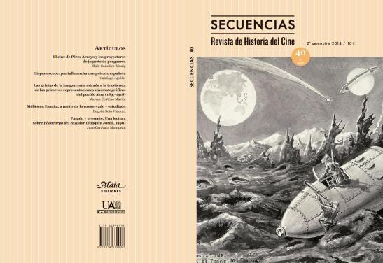 Secuencias. Revista de historia del cine